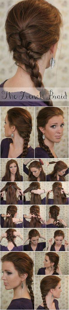 Ponytail Hairstyles Tutorial ponytail hair styles  ponytail hairstyle