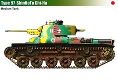 Type 97 Chi-Ha Shinhoto