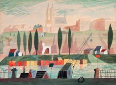 Richard Lander - Pod Vyšehradem (1947)