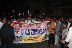 Protests Against Modi Government It Raids Dk Shivakumar Gok Power Minister