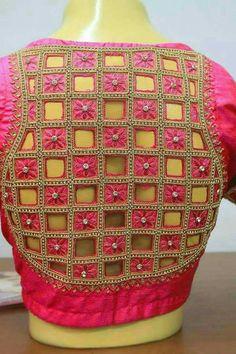 Cut work blouse designs #sameepam.com sameepam matrimonial classified