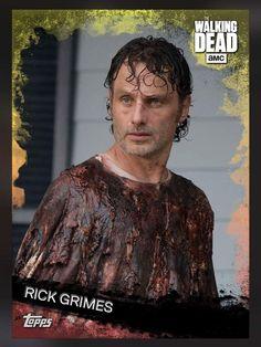 The Walking Dead- Rick Grimes