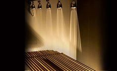 Vichy Shower @ Casa das Penhas Douradas' Mountain Spa