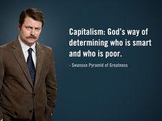 Ron Swanson Says...
