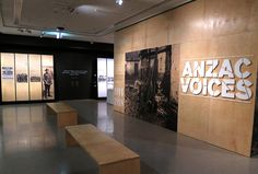 ANZAC Voices on Behance