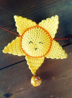 """""""No one has ever been given a wish without the ability to make it come true. Crochet Books, Love Crochet, Crochet Baby, Knit Crochet, Crochet Summer, Crochet Ideas, Crochet Diagram, Crochet Animals, Yarn Crafts"""