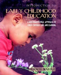 Introduction to Early Childhood Education: This looks like a good book to use when refering to my content area. I could use this book for advice and ideas.