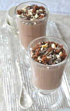 Mousse alla ricotta e cioccolato