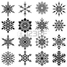 Snowflake ideas for tattoos