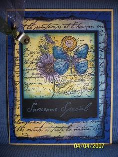 Garden Collage by Greta Boudeman - Cards and Paper Crafts at Splitcoaststampers