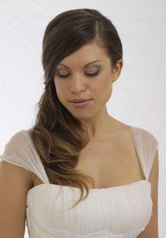 bridal hair, Elegant hair style for bridal hair, mobile hair stylist Melbourne, mobile hairdressers Melbourne
