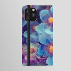 Buy Floral Abstract 115 iPhone Wallet Case by maryberg. Worldwide shipping available at Society6.com. Just one of millions of high quality products available. Iphone Se, Iphone 8 Plus, Iphone Wallet Case, Cool Phone Cases, Your Cards, Ipod, Artsy, Abstract, Day