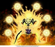 Naruto Uzumaki Rasengan | Nine-Tails, and imprisoned the Nine-Tails itself with a new seal, he ...