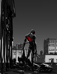 Daredevil by samliu on @DeviantArt