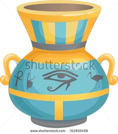 Image Result For Egyptian Jug Clipart