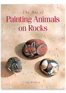 These step-by-step projects show aspiring rock artists how to create their own rock ladybugs, turtles, rabbits, kittens, foxes, owls and other critters