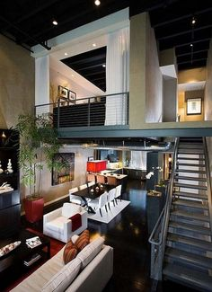 47 Amazing Interior Design Ideas You Probably Havent Seen Before - Page 23 of 49 Small House Design, Modern House Design, Loft Apartment Decorating, Modern Home Interior Design, Interior Ideas, Studio Interior, Cafe Interior, Interior Doors, Interior Styling
