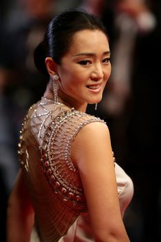 Gong Li Photos - 'Coming Home' Premieres at Cannes - Zimbio