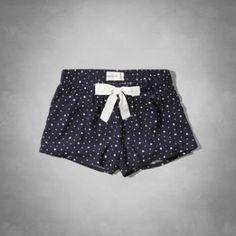 Womens Fiona Sleep Shorts