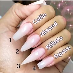 In search for some nail styles and ideas for your nails? Listed here is our set of must-try coffin acrylic nails for modern women. Acrylic Nails Coffin Short, Summer Acrylic Nails, Best Acrylic Nails, Simple Acrylic Nail Ideas, Fake Nail Ideas, Acrylic Nail Designs For Summer, Cool Nail Designs, Coffin Nails, Aycrlic Nails