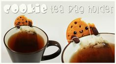 Hi guys, in this tutorial I'm going to show you how to make polymer clay KAWAII Cookie tea bag holder.I hope you're going to like it!Please subscribe for mor...
