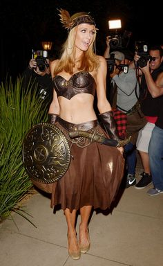 Paris-Hilton-at-Casa-Tequila-Halloween-Party-in-Beverly-Hills