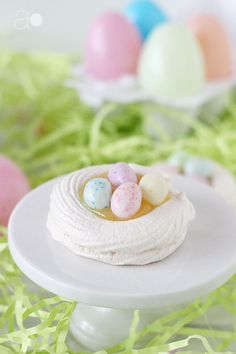 Easter Egg Meringue