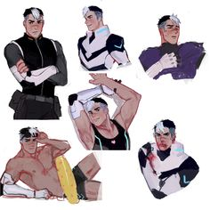 I haven't watched voltron yet but look at this cute