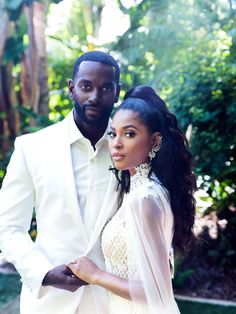 'The First Purge' Stars Mo McRae and Lex Scott Davis Are Married—See Their First Wedding Photos! Lex Scott Davis, Wedding Goals, Wedding Story, Dream Wedding, Glamorous Wedding, Romantic Weddings, Farm Wedding, Elegant Wedding, Wedding Reception