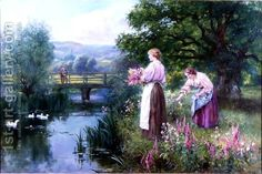 Henry John Yeend King (1855 – 1924) – Pintor Inglês_27