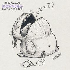 https://flic.kr/p/xdiRkJ | Current mood  #morningscribbles