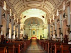 CATHOLIC CHURCH of ST. FERDINAND- Cathedral of Arcdiocese of San Fernando, Philippines