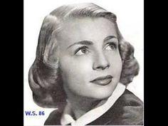 Dorothy Collins  - Crazy Rhythm (1953)