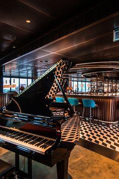 Neu eröffnet - George Bar & Grill, Zürich - SI Style