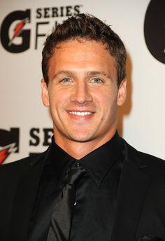 Ryan Lochte... AKA, the love of my life!