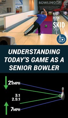 Whether you're a senior just getting back into the sport of bowling, or a senior who has bowled through all the changes the game has offered, we'll get you set up with what you need to know to remain competitive. Bowling Tips, Bowling Ball, Things To Know, Cowboys, Coaching, Games, Sports, Fun, Jewelry
