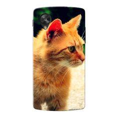 LG Google Nexus 5 Ginger Cat Case
