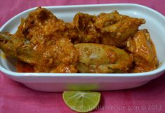 Chicken Irani is a rich & flavoured dish with gravy prepared from fresh cream and exotic spices like zaffran etc. Enjoy this with hot rotis. Ingredients for Murgh Irani Recipe Chicken - 500 gms...