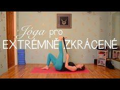 Jóga při komplikacích | PRO EXTRÉMNĚ ZKRÁCENÉ - YouTube Yoga Videos, Super Sport, Workout Programs, Health Fitness, Kids Rugs, Exercise, Youtube, Sports, Tela