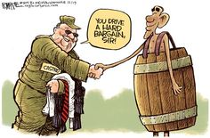 The Cuba Folly ***  Here are 7 facts you MUST know before disaster strikes - http://patriotproducts.org/go/surviving-after-crisis/  ***  Posted on December 23, 2014, 6:30 pm from http://www.cagle.com/2014/12/the-cuba-folly/