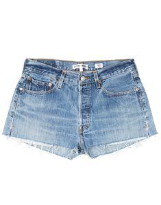 Vintage Shorts, Vintage Levis, Denim Shorts Style, Must Haves, Jeans Size, Thighs, Medium, Fitness, Summer
