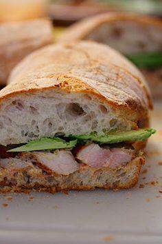 Ancho Chicken Sandwi