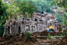 Wat Phu Ruins, Champassak, Laos