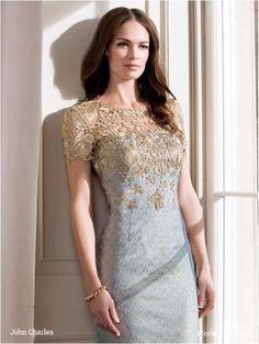 Elegant Mother Of The Bride Dresses Trends Inspiration & Ideas (56)