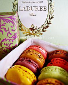 Ladurée Shops  NYC New York City  Madison by AnneElizabethPhotos, $15.00
