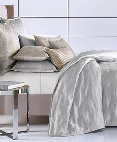 Hotel Collection - King Comforter Sets, Queen Duvet, King Duvet, Glam Bedding, Grey And Gold Bedroom, Hotel Collection Bedding, Stylish Beds, Warm Grey, Bedding Collections