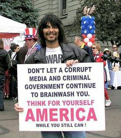 Not Only America But Everyone World Wide Together! We Must All Awaken & Take Action Together To Override Our Demonic Government!