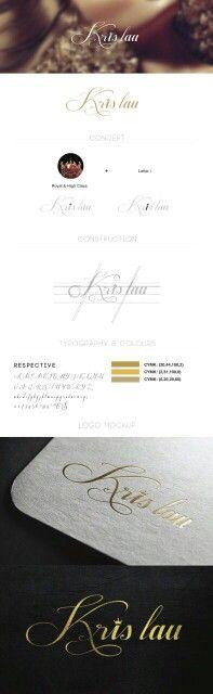 Kris Lau Logo Concept VI #1