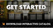 Gladiator Garageworks Interactive Catalog: Planning Your Garage