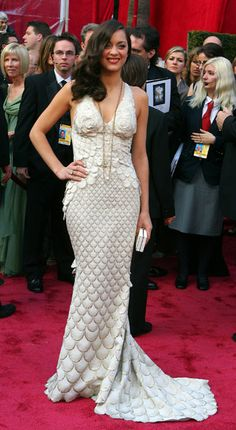 Marion Cotillard All The Best Actress And Supporting Actress Winner Gowns At The Oscars | Grazia Fashion
